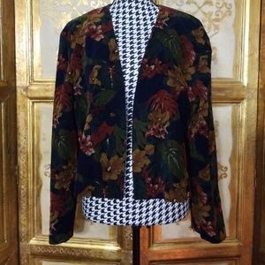 Beautiful Vintage Corduroy Blazer Jacket